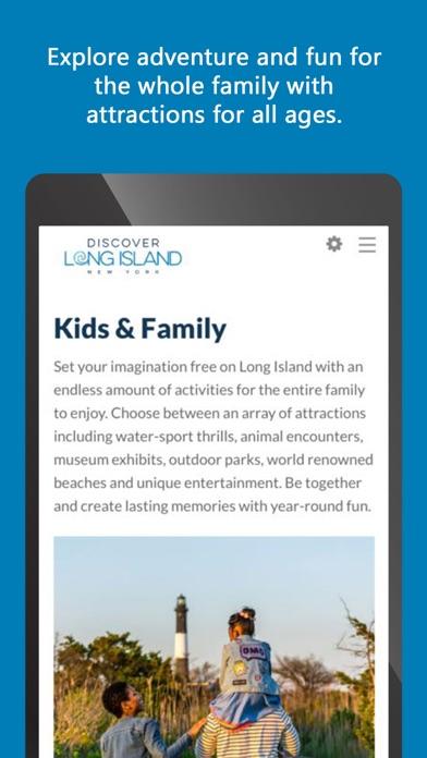 点击获取Discover Long Island