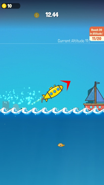 Submarine Jump! screenshot-3