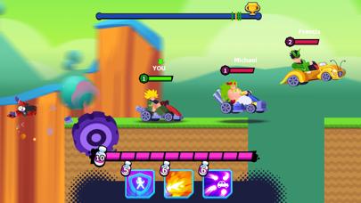 Stick Kart screenshot 2