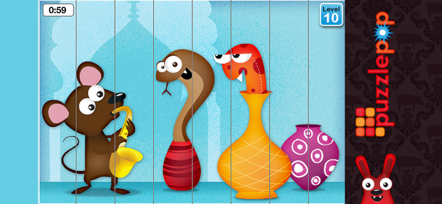 ‎Puzzle Pop - Duck Duck Moose Screenshot