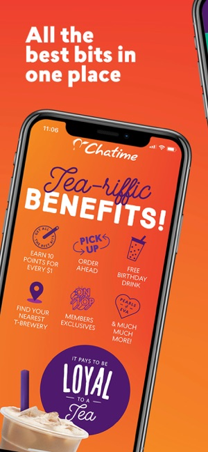 Chatime Australia on the App Store