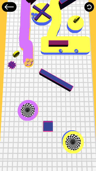 Draw it! Dig it! Slide it! 3D screenshot 3
