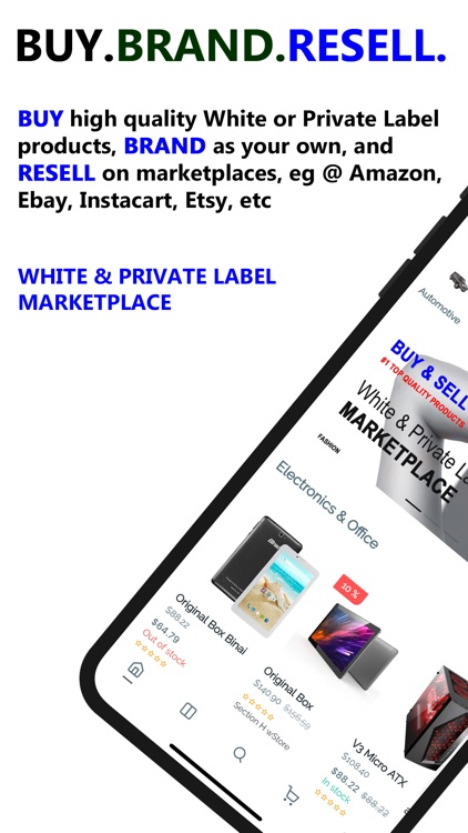 Section H™ wStore - Buy & Sell