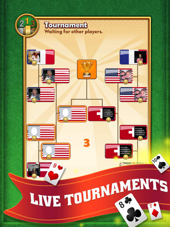 Solitaire Arena screenshot