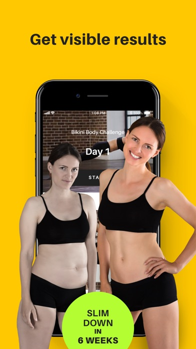 Screenshot for Yoga-Go: Workout Plans & Poses in Czech Republic App Store