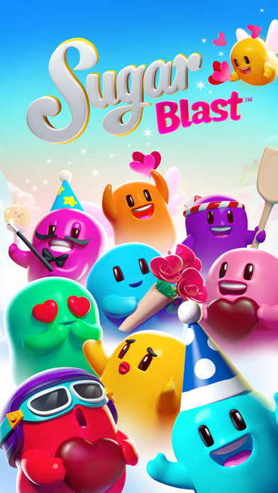 Sugar Blast: Pop & Relax Screenshot