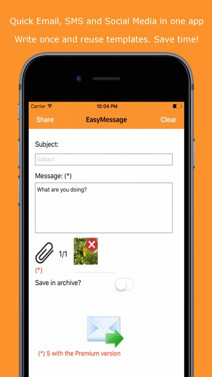 Easy Message - Group Mass Text