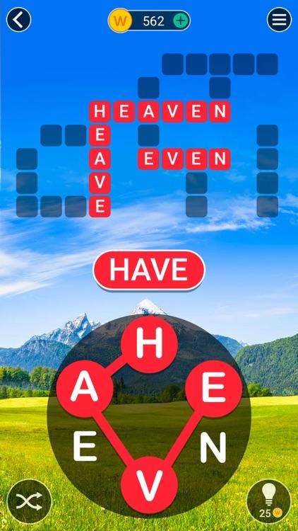 Crossword Jam: Fun Brain Game