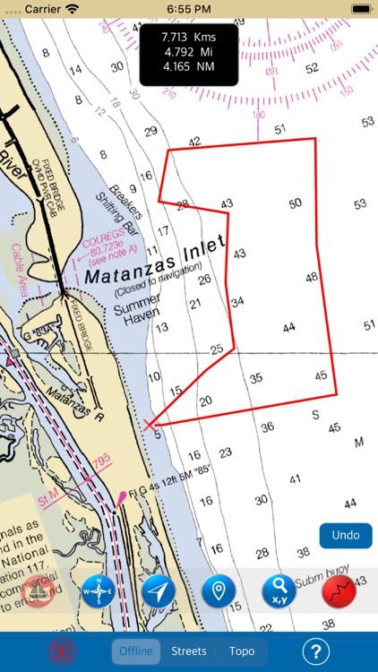 FLORIDA (NE) to GEORGIA Marine screenshot-3