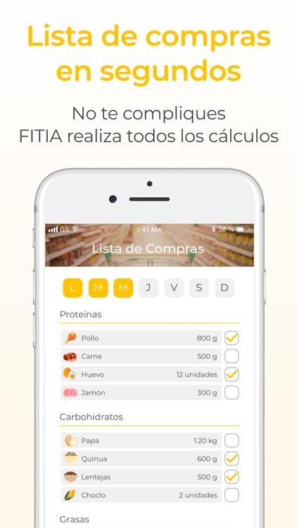 Fitia screenshot-4