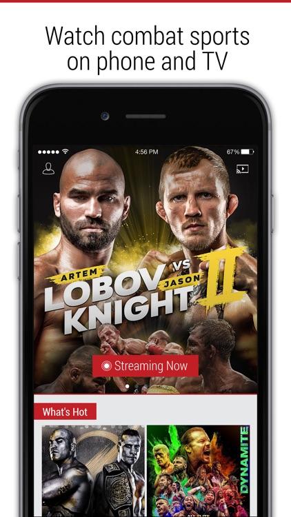 FITE - Boxing, Wrestling, MMA screenshot-0