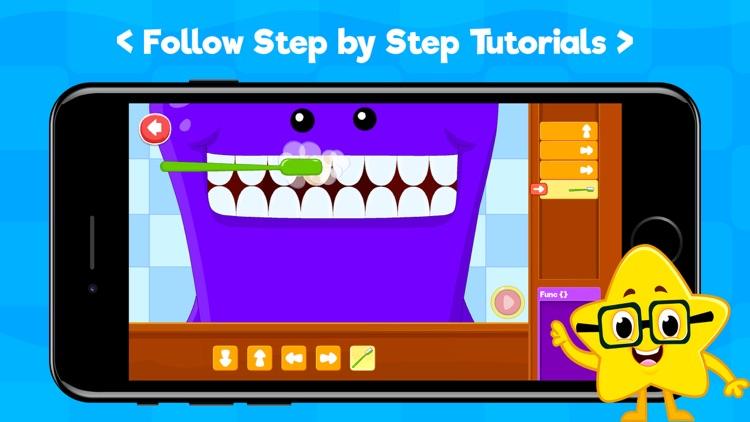 Coding Games For Kids screenshot-7