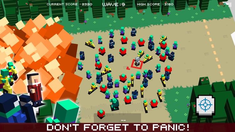 Zombie Panic! screenshot-3