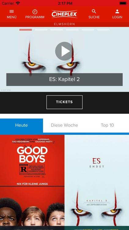Kinoprogramm Cinemaxx