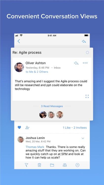 Zoho Mail - Email and Calendar screenshot-6