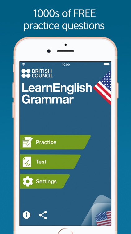 LearnEnglish Grammar (US ed.) screenshot-0