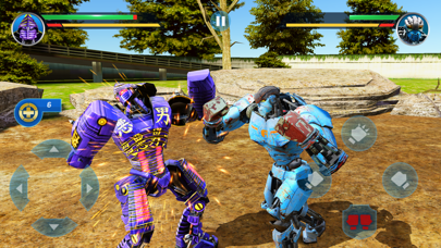 Screenshot for Real Steel in Argentina App Store