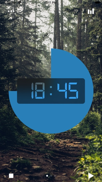 Pomodoro with White Noise screenshot-0