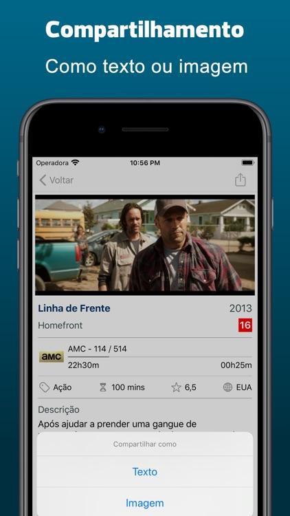 Guia TV Fácil - Programação TV screenshot-8
