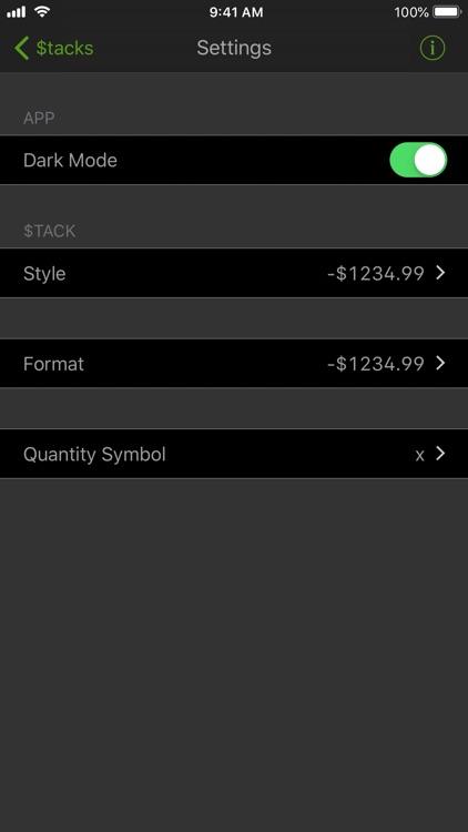 $tacks screenshot-6