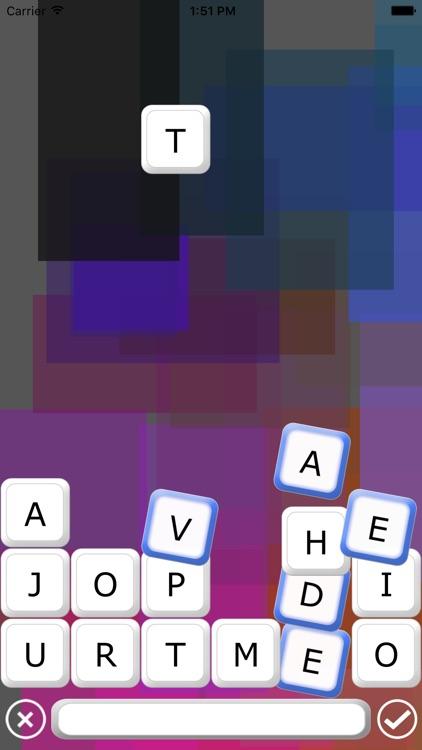 Word Drop Game