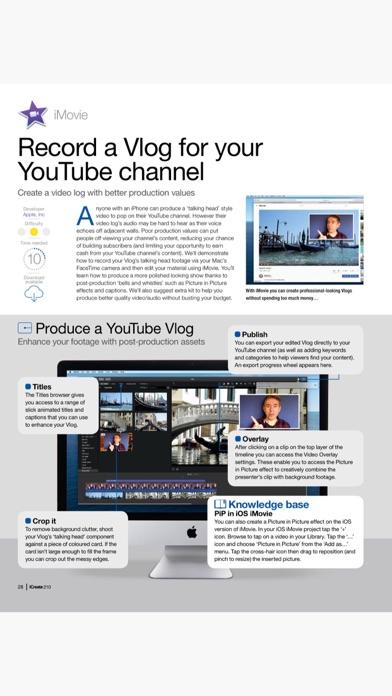 iCreate - Magazine screenshot four