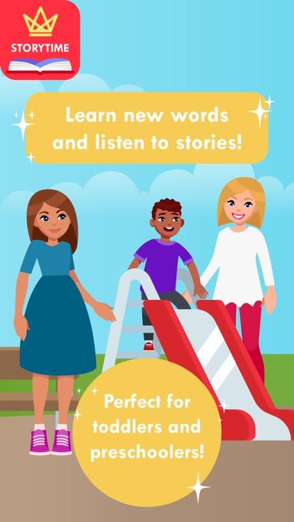 StoryTime Kids: My Family