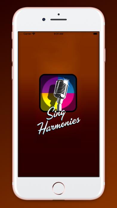 Sing Harmonies review screenshots