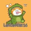 ランラン猫 16 (文字なし)