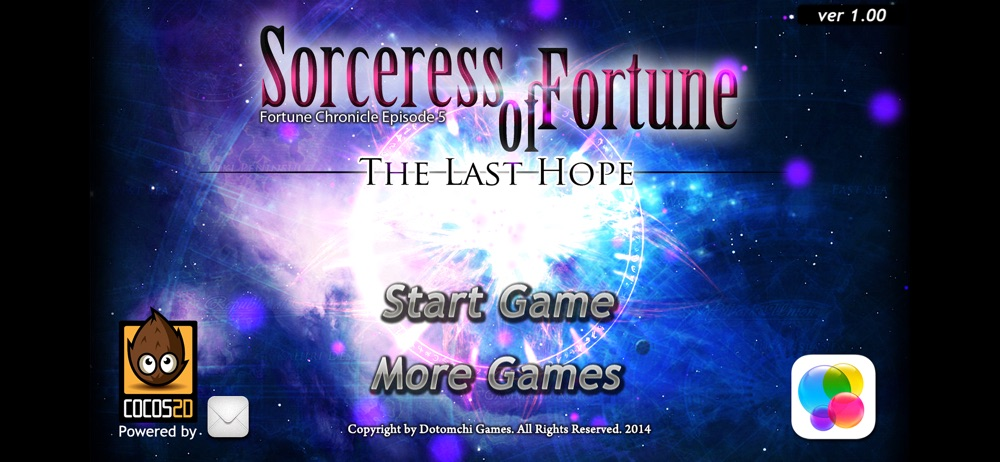 Sorceress of Fortune Cheat Codes