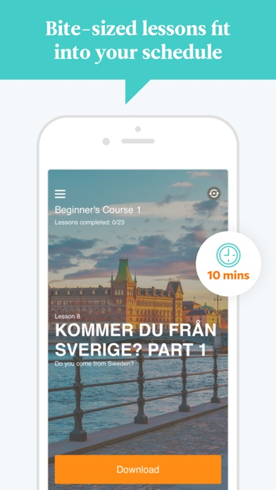 Babbel – Learn Languages app image