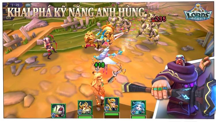 Lords Mobile - Gamota screenshot-3