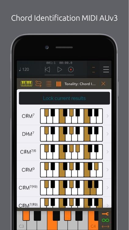 Tonality: Piano/Guitar Chords screenshot-8