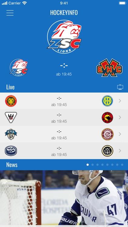 HockeyInfo screenshot-8