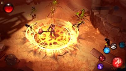 Blade Bound: Immortal DarknessScreenshot of 6