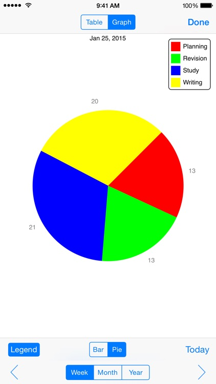 Focus Time Activity Tracker screenshot-4
