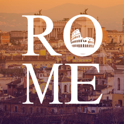 Ícone do app Rome Guide: Tour & Offline Map