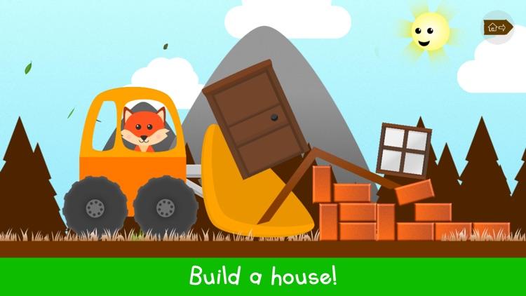 Tiny Mini Forest: kids games screenshot-3