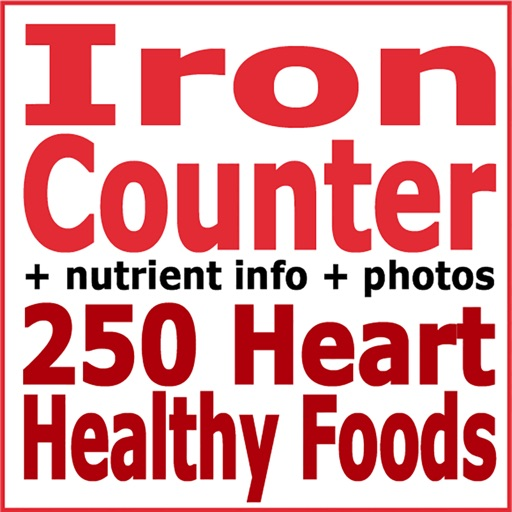 Iron Counter and Tracker