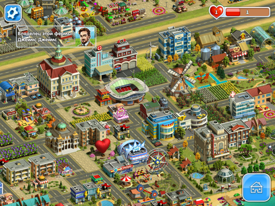 Eco City: Farm and Build screenshot 6