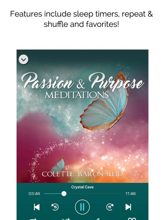 Passion & Purpose Meditations screenshot 8