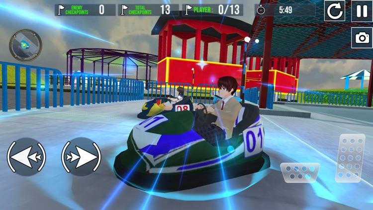 Bumper Car Clash Ride Game screenshot-3