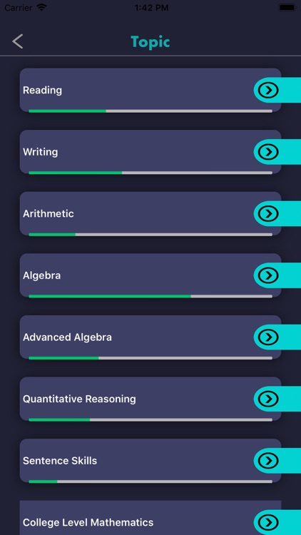 ACCUPLACER Practice Test Prep screenshot-4