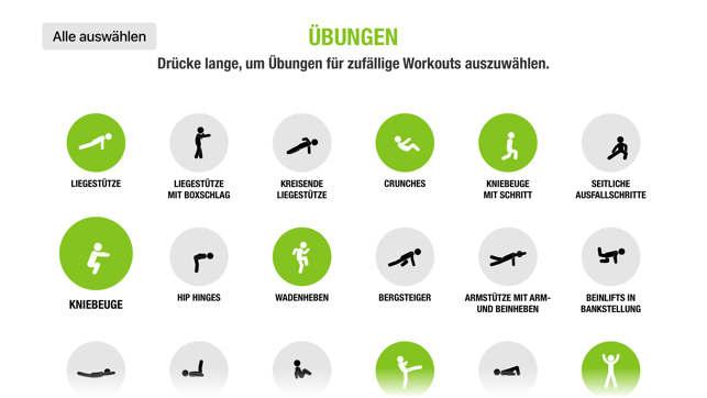 643x0w Streaks Workouts als gratis iOS App der Woche Apple iOS Software Technologie