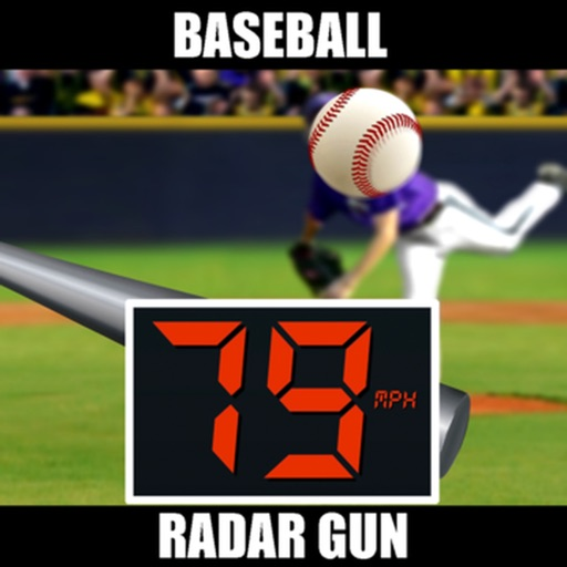 Baseball Radar Gun & Counter