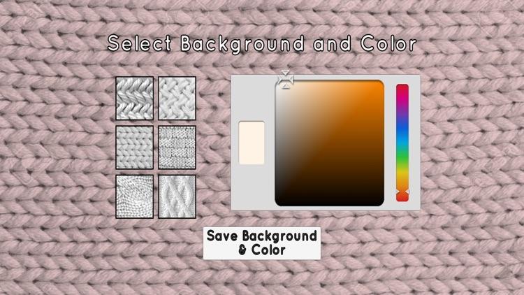 Knit Kit screenshot-4