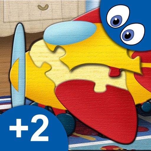 Kids Puzzles for Toddlers 2+