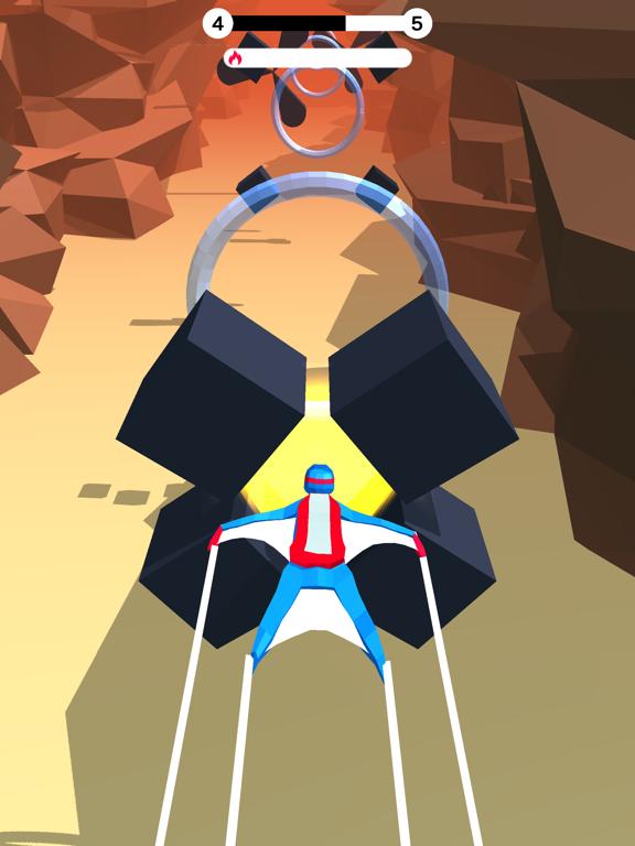 Wingsuit Fall & Break screenshot 7