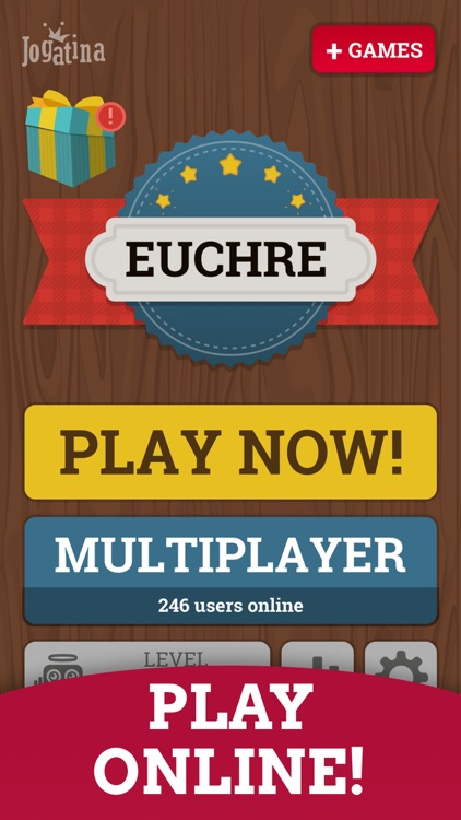 Euchre: Classic Card Game screenshot-1
