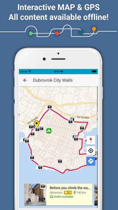 Guide2Dubrovnik - Audio Guide screenshot 4